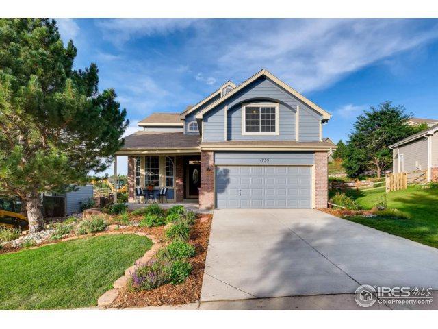 1735 Foxfield Dr, Castle Rock, CO 80104 (MLS #829969) :: 8z Real Estate