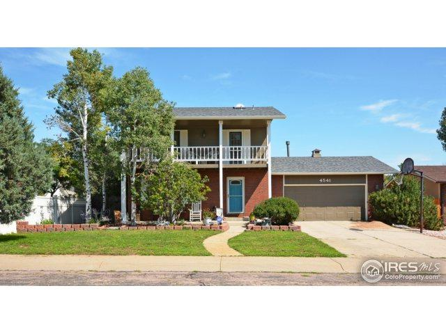 4541 1st St Rd, Greeley, CO 80634 (MLS #829970) :: 8z Real Estate
