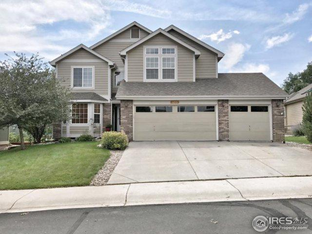 3215 Honeysuckle Ct, Fort Collins, CO 80521 (MLS #829973) :: Kittle Real Estate