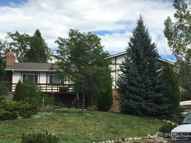 1504 Hilltop Dr, Longmont, CO 80504 (MLS #829974) :: Kittle Real Estate