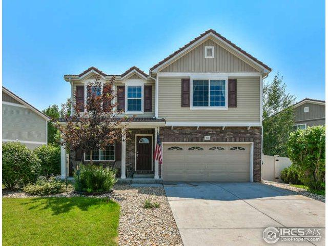 3945 Heatherwood Cir, Johnstown, CO 80534 (MLS #829976) :: Kittle Real Estate