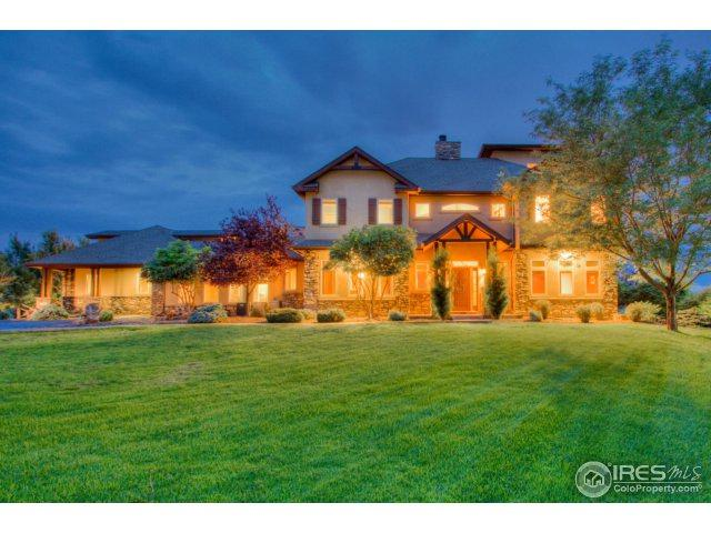 1435 Hilltop Cir, Windsor, CO 80550 (MLS #829984) :: Kittle Real Estate