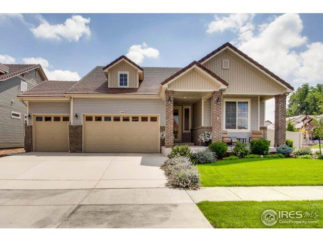 3659 Woodhaven Ln, Johnstown, CO 80534 (MLS #829992) :: 8z Real Estate