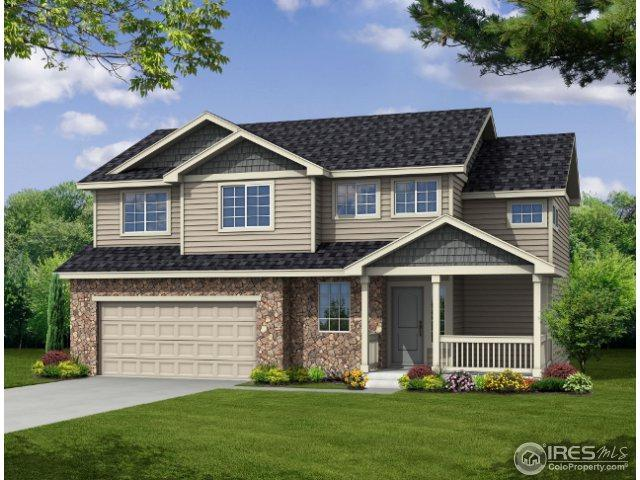 7451 Home Stretch Dr, Wellington, CO 80549 (MLS #829993) :: The Daniels Group at Remax Alliance