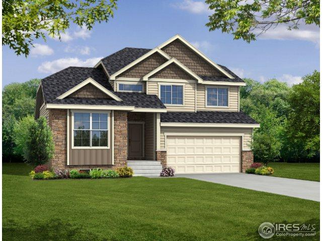 7464 Home Stretch Dr, Wellington, CO 80549 (MLS #829999) :: The Daniels Group at Remax Alliance