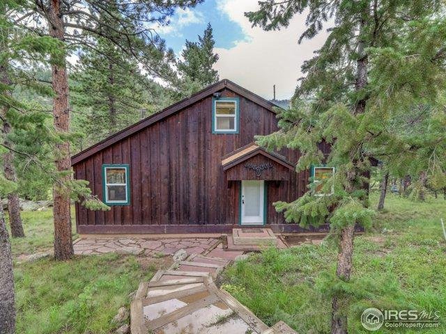 663 Hickory Dr, Lyons, CO 80540 (MLS #830008) :: 8z Real Estate