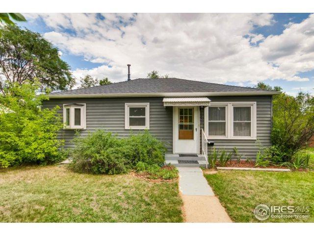 1250 Syracuse St, Denver, CO 80220 (MLS #830018) :: 8z Real Estate