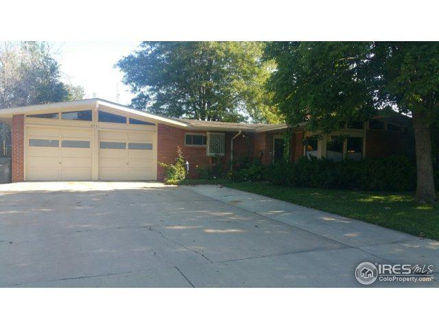 2321 W 11th St Rd, Greeley, CO 80634 (MLS #830024) :: 8z Real Estate