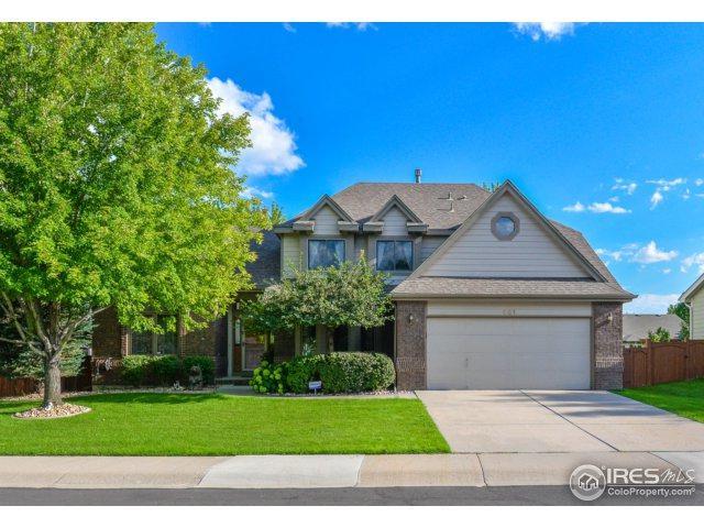 501 Ramah Dr, Fort Collins, CO 80525 (MLS #830036) :: 8z Real Estate