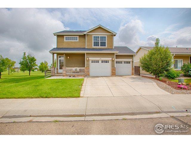 810 Village Dr, Milliken, CO 80543 (MLS #830051) :: 8z Real Estate