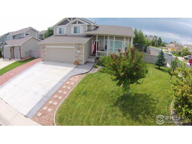 9073 Flaming Arrow Ave, Wellington, CO 80549 (MLS #830060) :: The Daniels Group at Remax Alliance