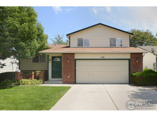 140 50th Ave, Greeley, CO 80634 (MLS #830065) :: 8z Real Estate