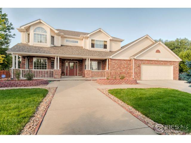 2163 Sand Dollar Cir, Longmont, CO 80503 (MLS #830075) :: 8z Real Estate