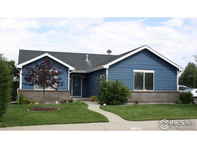 1538 S Dawn Dr, Milliken, CO 80543 (MLS #830077) :: 8z Real Estate