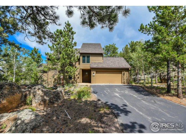 45 Three Lakes Ct, Red Feather Lakes, CO 80545 (MLS #830086) :: 8z Real Estate