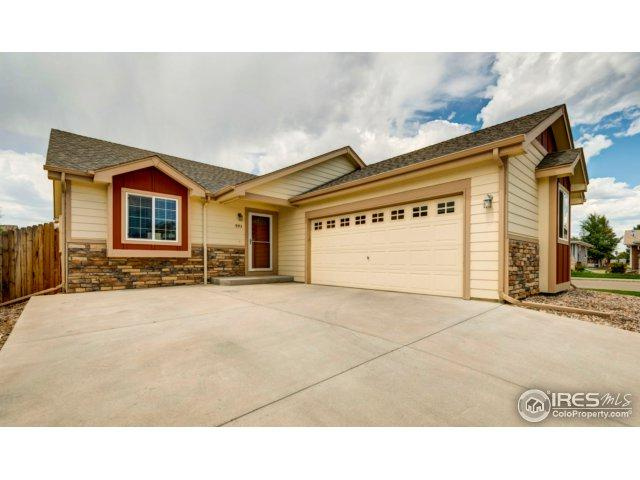 993 Centaurus Pl, Loveland, CO 80537 (MLS #830092) :: 8z Real Estate