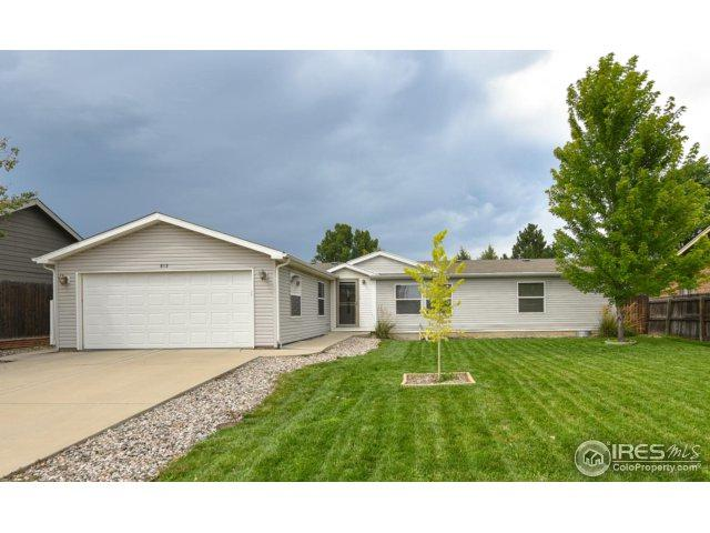 812 Sitka St, Fort Collins, CO 80524 (MLS #830109) :: 8z Real Estate