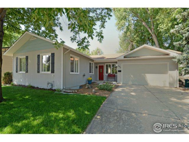 807 Locust Ct, Fort Collins, CO 80524 (MLS #830112) :: 8z Real Estate