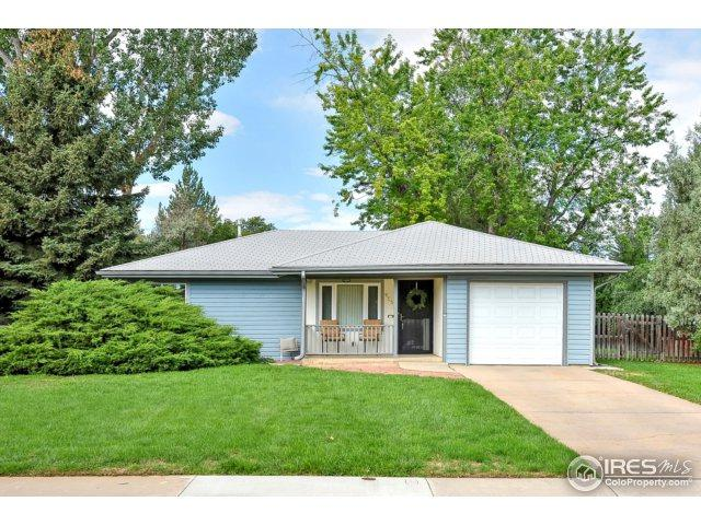 935 Pioneer Ave, Fort Collins, CO 80521 (MLS #830117) :: 8z Real Estate