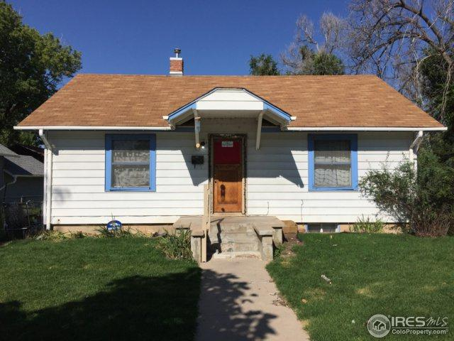 2115 6th Ave, Greeley, CO 80631 (MLS #830125) :: 8z Real Estate