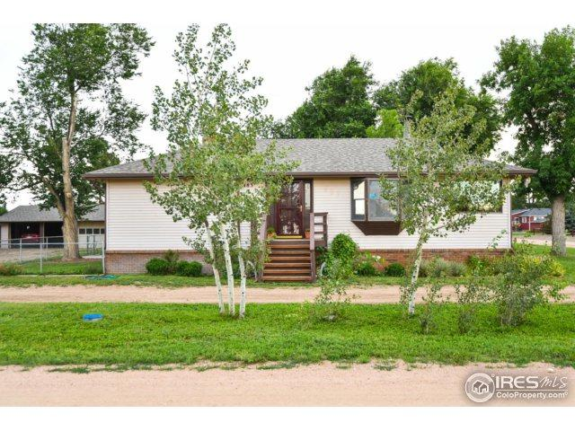 483 Grant Ave, Nunn, CO 80648 (MLS #830127) :: 8z Real Estate