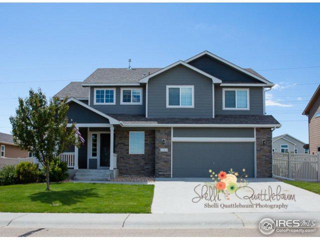 5282 Remington Ave, Firestone, CO 80504 (MLS #830128) :: 8z Real Estate