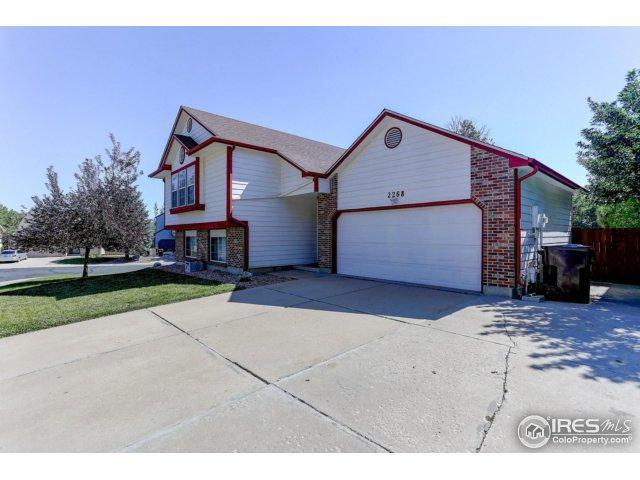 2268 Dogwood Cir, Louisville, CO 80027 (MLS #830133) :: 8z Real Estate