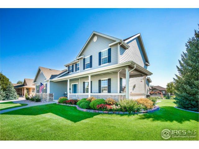 405 Ridgeview Ct, Johnstown, CO 80534 (MLS #830140) :: 8z Real Estate