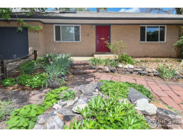 835 Iris Ave, Boulder, CO 80304 (MLS #830141) :: 8z Real Estate