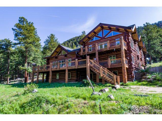 1012 Aspen Dr, Lyons, CO 80540 (MLS #830145) :: 8z Real Estate