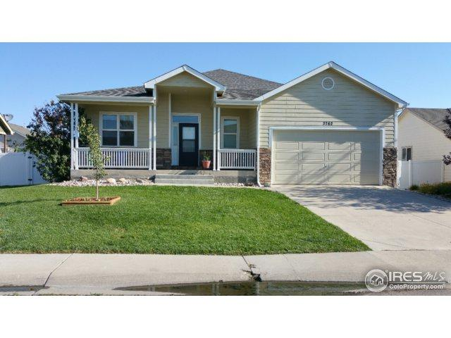 3762 Mount Edwards St, Wellington, CO 80549 (MLS #830147) :: The Daniels Group at Remax Alliance
