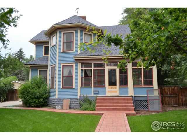 1308 3rd Ave, Longmont, CO 80501 (MLS #830159) :: The Daniels Group at Remax Alliance