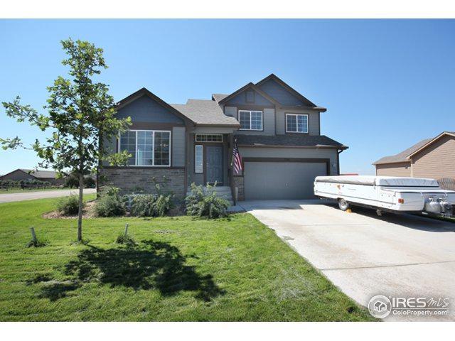 704 Mountain Ave, Pierce, CO 80650 (MLS #830162) :: 8z Real Estate
