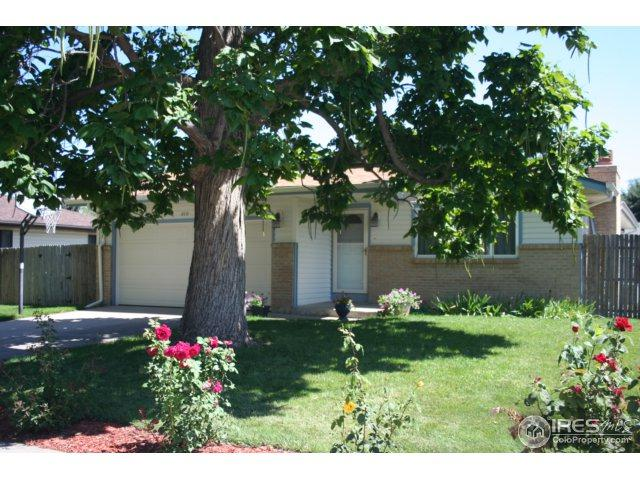 610 38th Ave, Greeley, CO 80634 (MLS #830172) :: 8z Real Estate