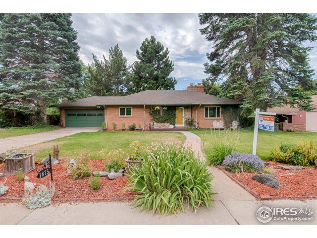 1875 3rd Ave, Longmont, CO 80501 (MLS #830179) :: The Daniels Group at Remax Alliance