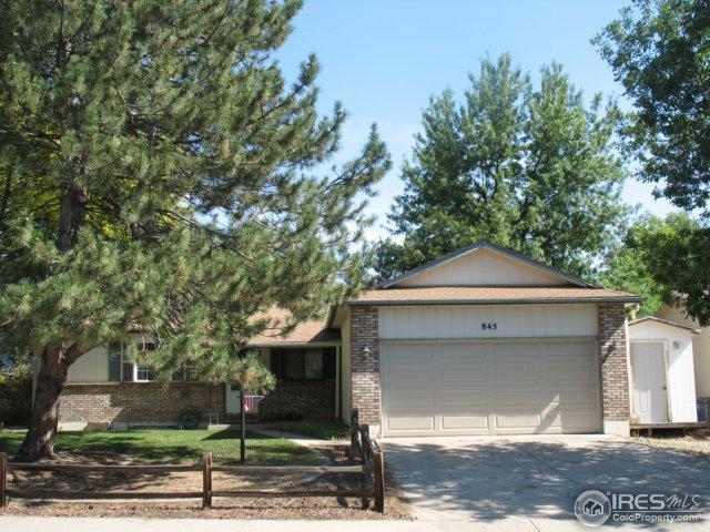 845 Bayberry Dr, Loveland, CO 80538 (MLS #830207) :: 8z Real Estate