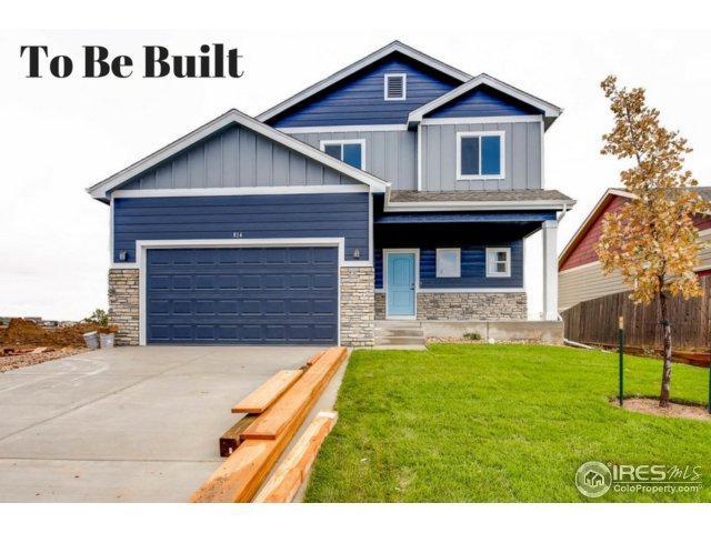 873 Traildust Dr, Milliken, CO 80543 (MLS #830214) :: 8z Real Estate