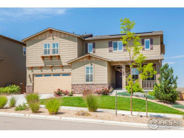 15739 W 95th Pl, Arvada, CO 80007 (#830227) :: The Griffith Home Team