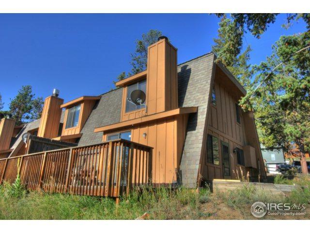790 Big Horn Dr A, Estes Park, CO 80517 (MLS #830230) :: 8z Real Estate