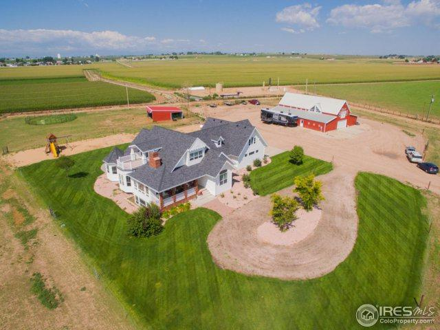 36401 County Road 43, Eaton, CO 80615 (MLS #830238) :: 8z Real Estate