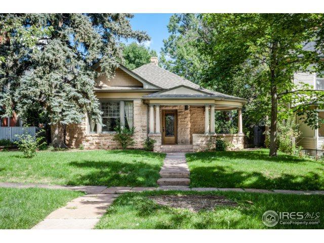 445 Highland Ave, Boulder, CO 80302 (MLS #830239) :: 8z Real Estate