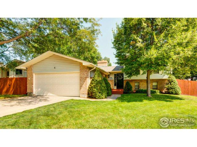 1420 39th Ave, Greeley, CO 80634 (MLS #830245) :: 8z Real Estate