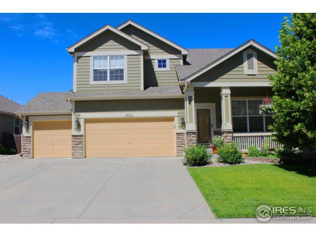 1812 Wood Duck Dr, Johnstown, CO 80534 (MLS #830259) :: The Daniels Group at Remax Alliance