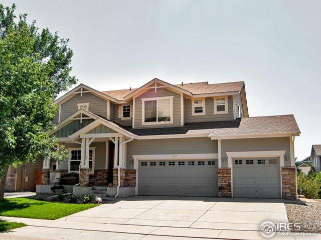 2127 Harvest St, Fort Collins, CO 80528 (MLS #830262) :: 8z Real Estate