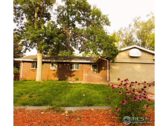 1514 33rd Ave, Greeley, CO 80634 (MLS #830264) :: 8z Real Estate