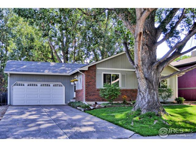 2830 Adobe Dr, Fort Collins, CO 80525 (MLS #830272) :: The Daniels Group at Remax Alliance