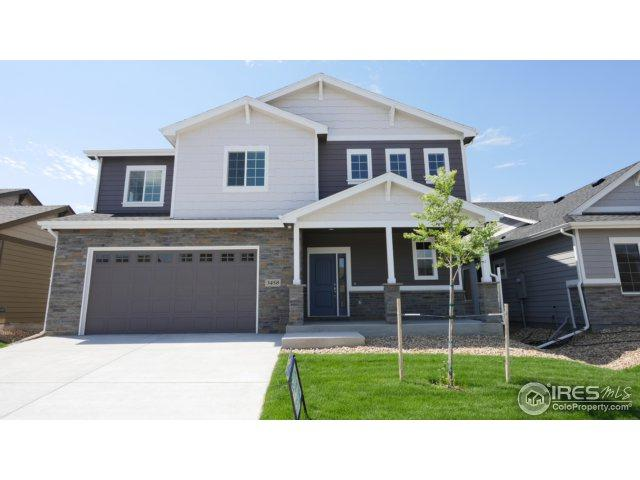 3458 Oberon Dr, Loveland, CO 80537 (MLS #830280) :: The Daniels Group at Remax Alliance