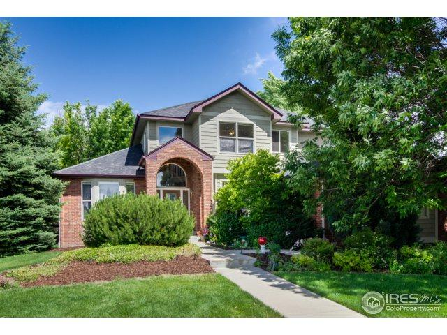 2110 Parkview Dr, Longmont, CO 80504 (MLS #830283) :: The Daniels Group at Remax Alliance