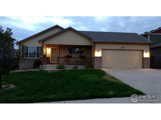 3007 43rd Ave Ct, Greeley, CO 80634 (MLS #830285) :: The Daniels Group at Remax Alliance