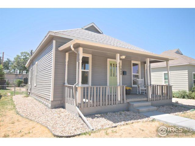 1408 8th St, Greeley, CO 80631 (MLS #830287) :: 8z Real Estate